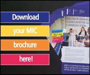 Intercultural Communication Master Brochure