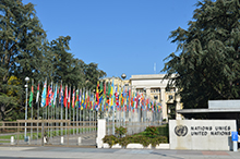 Geneva United Nations Intercultural Communication